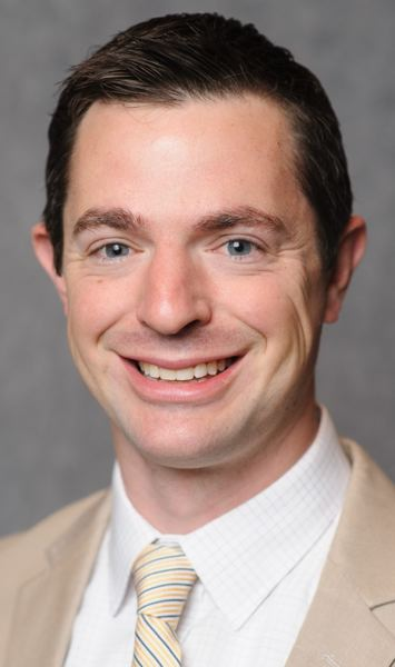 COURTESY PHOTO: BRYAN MANN - Bryan Mann, assistant professor in the University of Kansas Department of Educational Leadership and Policy Studies, has studied racial diversity in online charters.