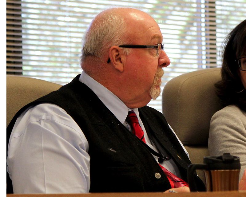 PMG FILE PHOTO - State Sen. Lynn Findley of Vale said new statewide mask mandates weren't needed. Instead, he said people should be urged to take precautions against the COVID delta variant.
