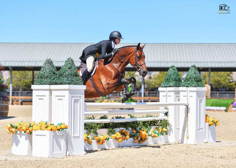Canby teen equestrian wins national championship