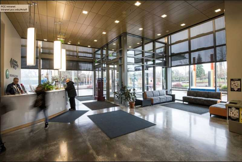 PMG FILE PHOTO -  Portland Community College's Willow Creek Center in Beaverton. A new complaint filed by PCC employees takes aim at the college's bargaining practices and use of federal COVID-19 funds.