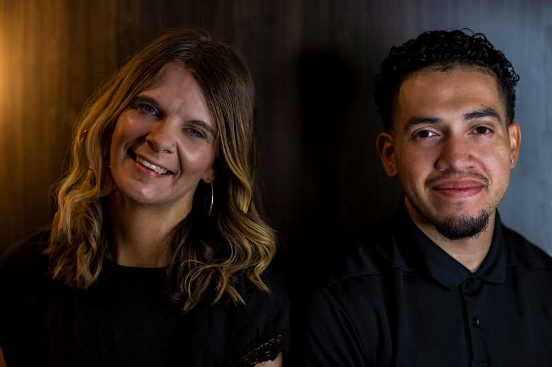 COURTESY: SPORT SOURCE - Sport Source cofounders Casey Trujeque and Molly Kline aim to be the Airbnb of sports facility rental.