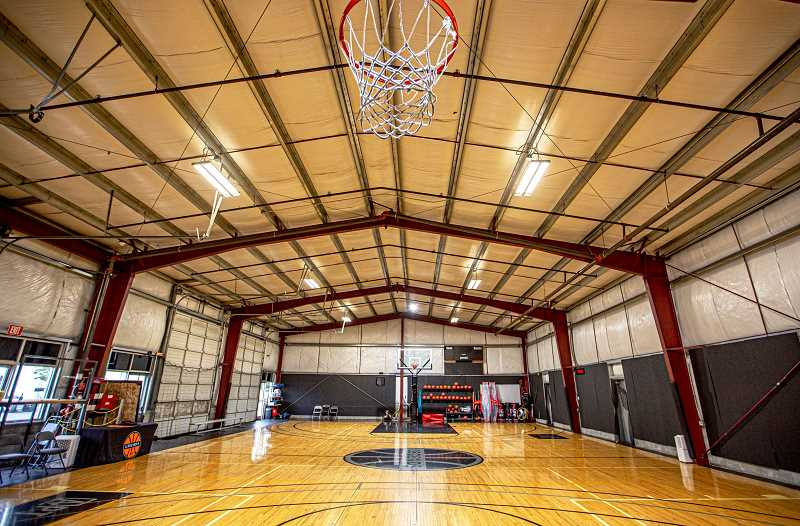 COURTESY: SPORT SOURCE - Could be playing: Sport Source aims to be the Airbnb of sports facility rental.