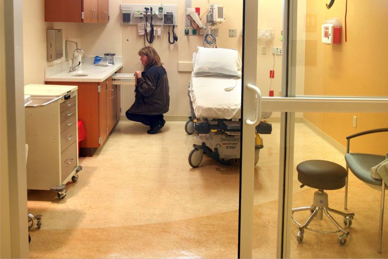 PMG FILE PHOTO - Hospitals across the state are seeing a rise in COVID-19 patients because of the fast-spreading delta variant.