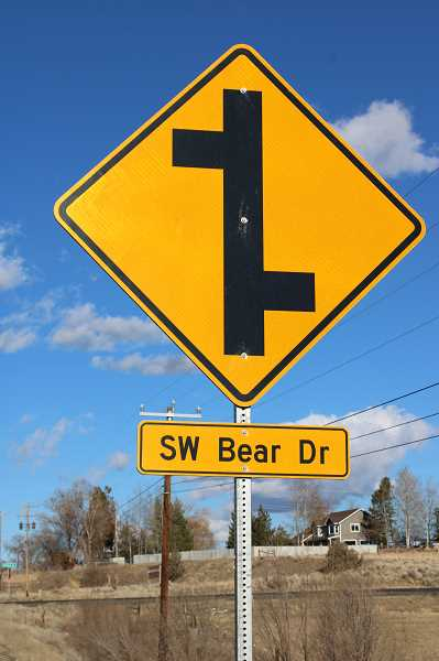 PAT KRUIS/MADRAS PIONEER - Jefferson County Commissioners have approved the Oregon Department of Transportation plan to close Bear Drive and Eureka Lane at Highway 97 by the end of September. The east stem of Bear Drive will remain open until ODOT upgrades Ford and Falcon Lanes to accomodate the increase in traffic.