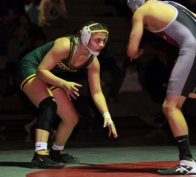 PMG FILE PHOTO - Destiny Rodriguez, an incoming junior at West Linn, won junior and cadet national titles at Fargo, North Dakota in late July.
