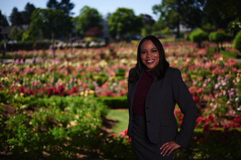 COURTESY PHOTO - Loretta Smith has thrown her hat in the ring for Oregon's Sixth Congressional District.