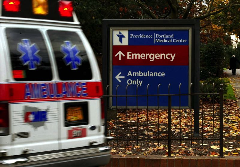 PMG FILE PHOTO - Oregon hospitals could see an increase in COVID-19 cases, according to an OHSU forecast.