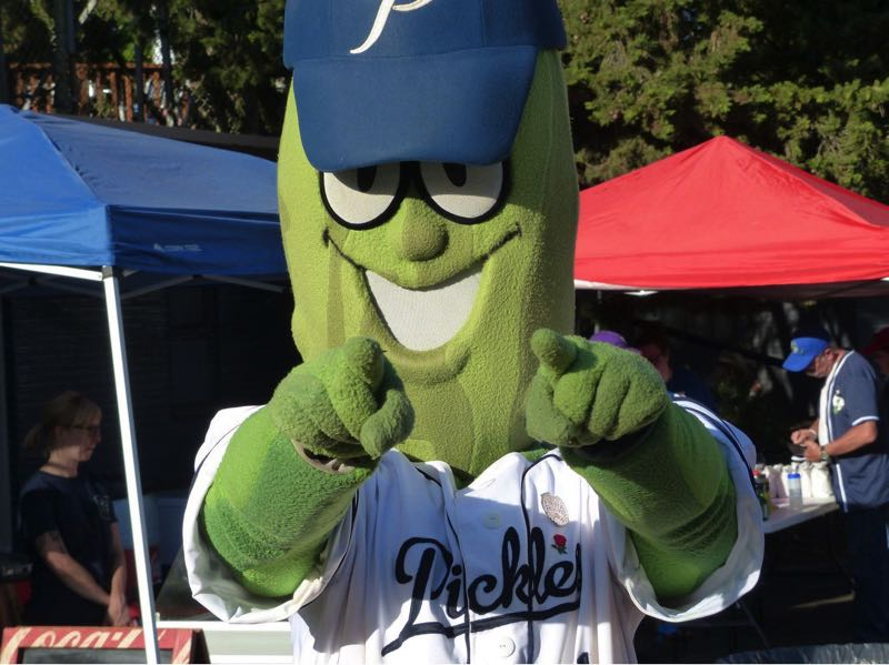 PMG FILE PHOTO - The Portland Pickles were fighting this week to get into the West Coast League playoffs.