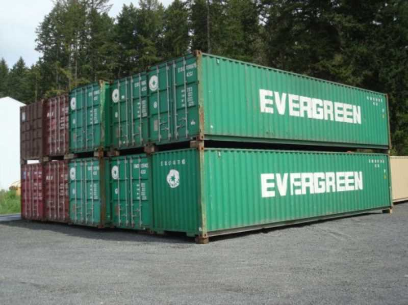 COURTESY PHOTO: DRYBOX - The price of using shipping containers is on the rise, which could lead to a scarcity of low cost gifts in stores around the holidays.