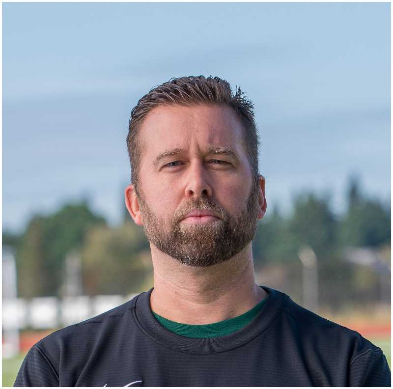 COURTESY PHOTO - Michael Bicknell will be leading the North Marion Huskies as head football coach in the 2021-22 season.