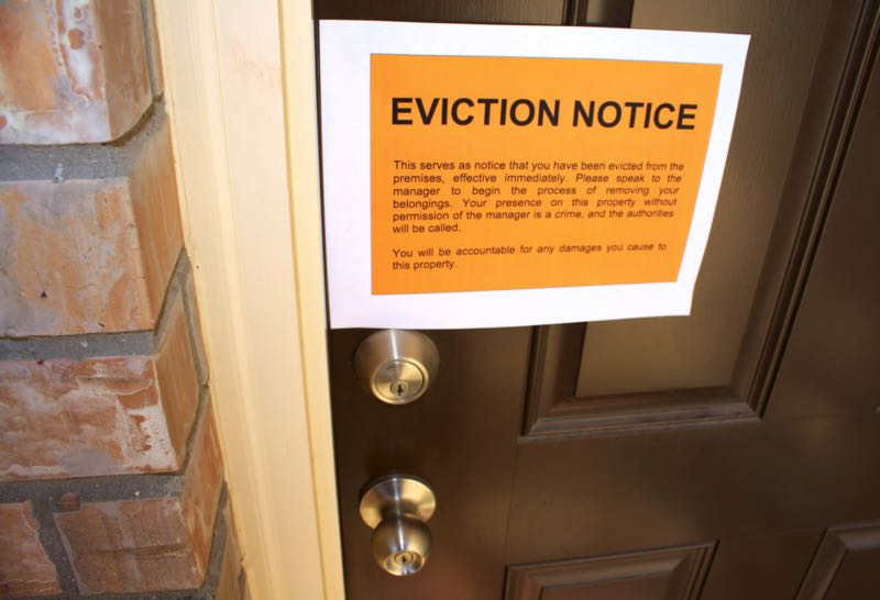 COURTESY PHOTO: DREAMSTIME - Gov. Kate Brown extended Monday, Aug. 16, Oregon's residential foreclosure protections to help people behind on their mortgages and rent due to the COVID-19 pandemic.