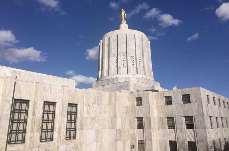 PMG FILE PHOTO - The path for Oregon's political future for the next decade will be laid out over the next six weeks as the Legislature attempts to draw state and federal district maps.
