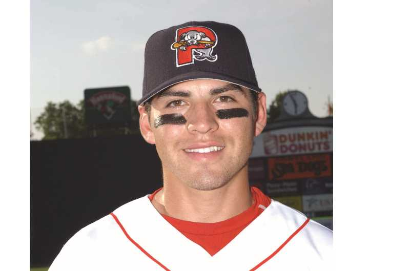 FILE PHOTO - Jacoby Ellsbury during his time with the Portland Sea Dogs, a minor league affiliate of the Boston Red Sox.