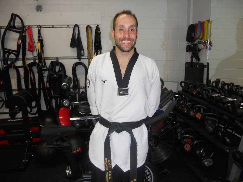 PMG PHOTO: SCOTT KEITH - John Lacey is owner of MUSA Martial Arts in Sherwood.