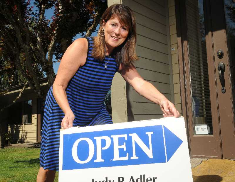 PMG FILE PHOTO: VERN UYETAKE - Low supply and high prices are keeping many young homebuyers out of the Portland real estate market, according to Lake Oswego realtor Judy Adler.