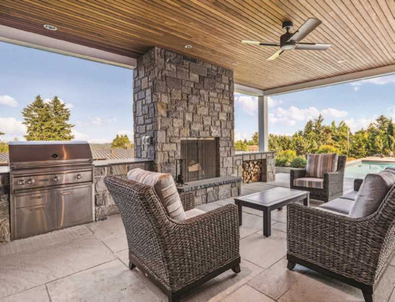 (Image is Clickable Link) Forest Highlands neighborhood patio
