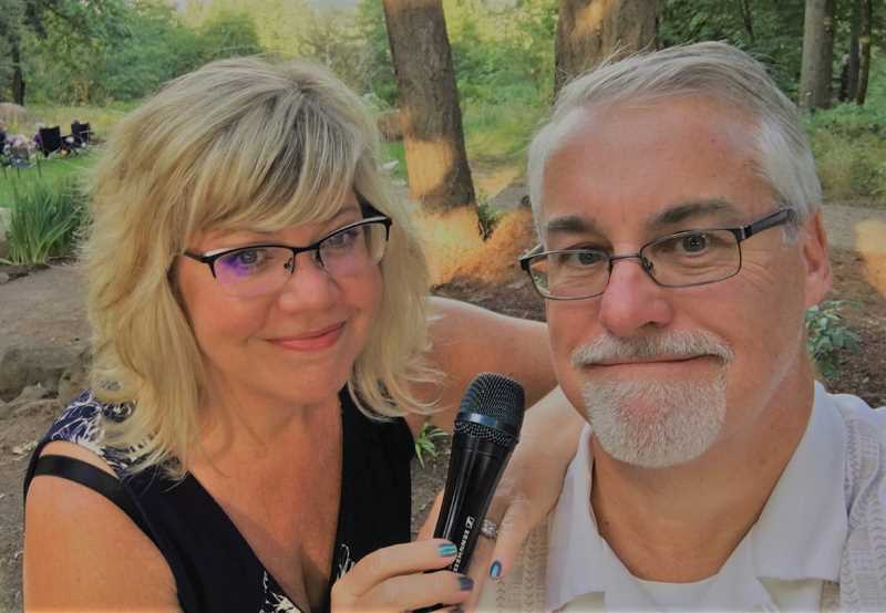 Rebecca and Ray Hardiman will be on stage at the Cutsforth's Cruise-in on Aug. 28.