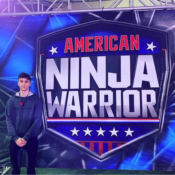 COURTESY PHOTO: CAIDEN MADZELAN - Caiden Madzelan has been impressing viewers on the televised American Ninja Warrior competition.