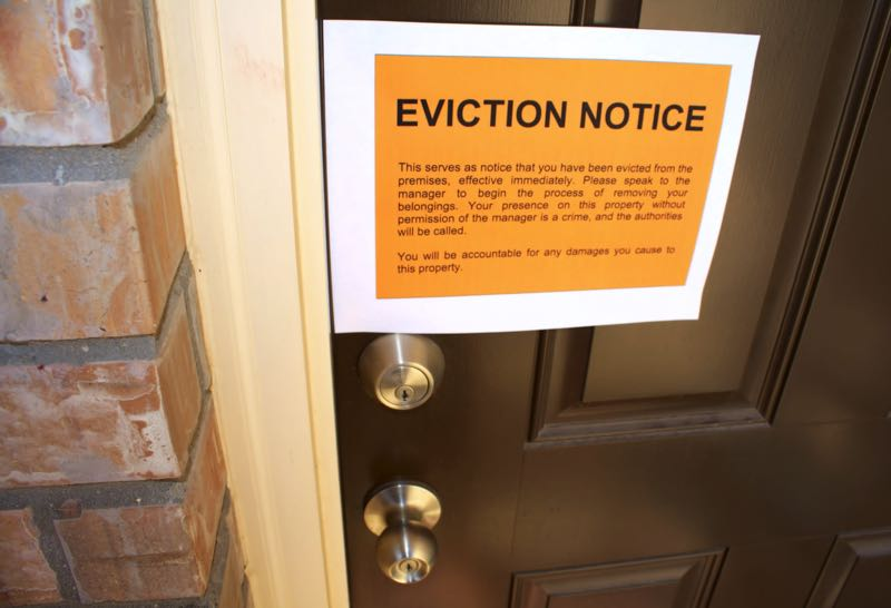 COURTESY PHOTO: DREAMSTIME - Advocates say that Oregon has failed to protect tenants amid the pandemic.