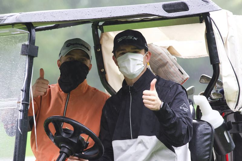 COURTESY PHOTO - Precautions will be taken this year again for the Art Skipper Jr. Memorial Golf Tournament on Sept. 17.