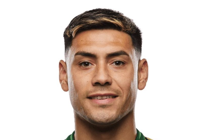 Felipe Mora's work up top produced a goal and assist as the Timbers beat the Sounders 2-0 on Sunday at Seattle.