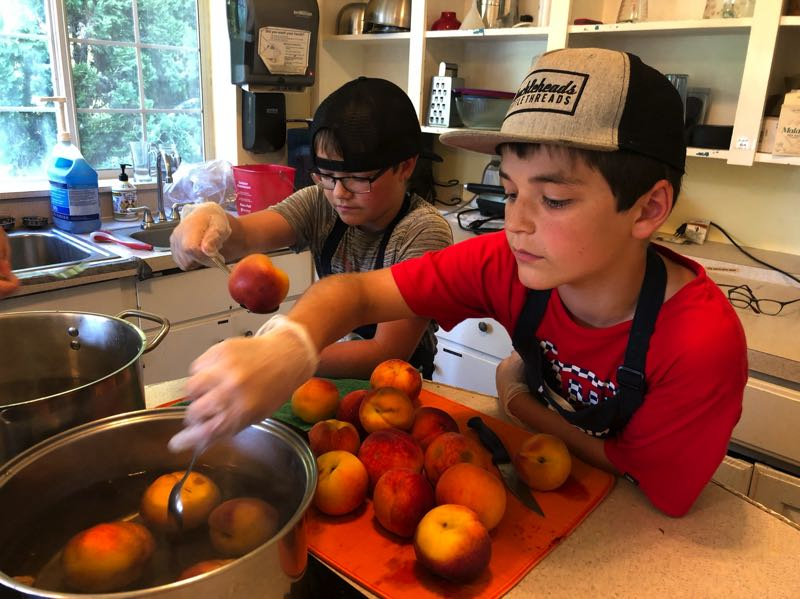 COURTESY PHOTO - Half Pint Brothers gets its fruit from local growers in the Willamette Valley.