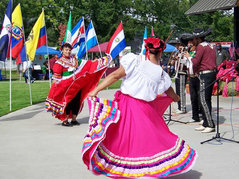 PHOTO COURTESY OF LATINO COMMUNITY ASSOCIATION   - Latino Fest, the free, family-oriented annual Latino American heritage celebration, includes live music, dancing, food, a community resource fair, pinatas, prizes and games for kids on Saturday, Sept. 11 at Sahalee Park.