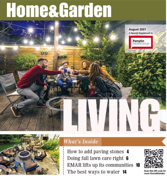 (Image is Clickable Link) Home & Garden August 2021