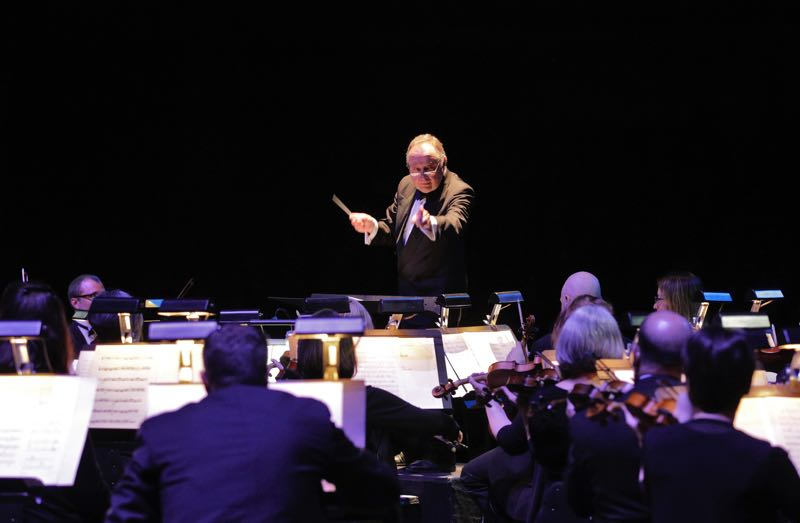 COURTESY PHOTO: CORY WEAVER - George Manahan has stepped down as music director for Portland Opera orchestra.