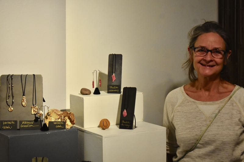 PMG PHOTO: EMILY LINDSTRAND - Tacy Jones is the Spiral Gallery's featured artist for September.