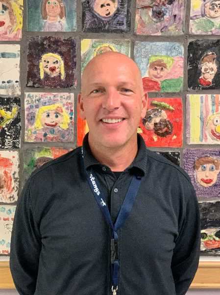 COURTESY PHOTO: ST. HELENS SCHOOL DISTRICT - Roger Fink has been hired as principal at McBride Elementary School.