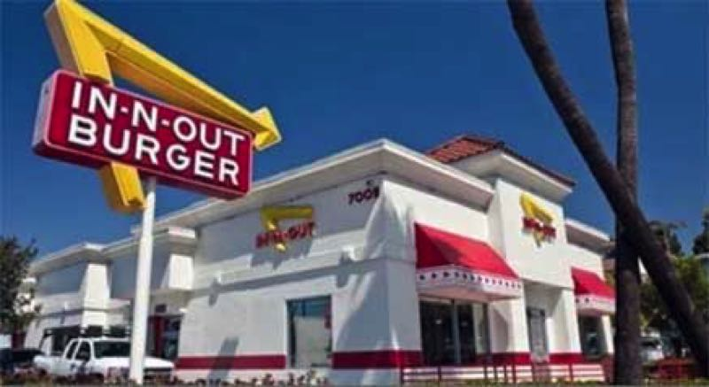 COURTESY PHOTO: IN-N-OUT BURGER - In-N-Out Burger is exploring multiple locations in Washington County.