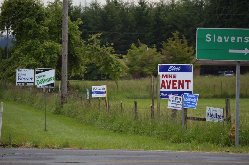 PMG FILE PHOTO - Get ready for campaign signs as election plans begin to jell.