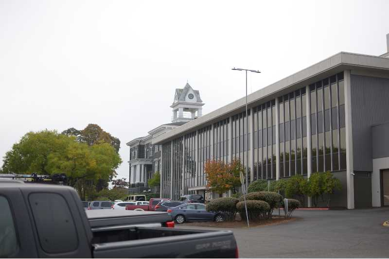 PMG FILE PHOTO - Columbia County Courthouse