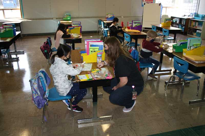PMG FILE PHOTO - Centennial School District is looking for community input as they review school attendance boundaries for the 2022-23 school year.