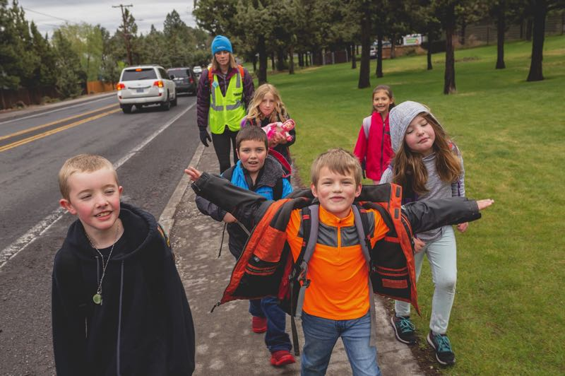 COURTESY PHOTO: CITY OF GRESHAM - Drivers should be careful as students make their way back to school across the region.