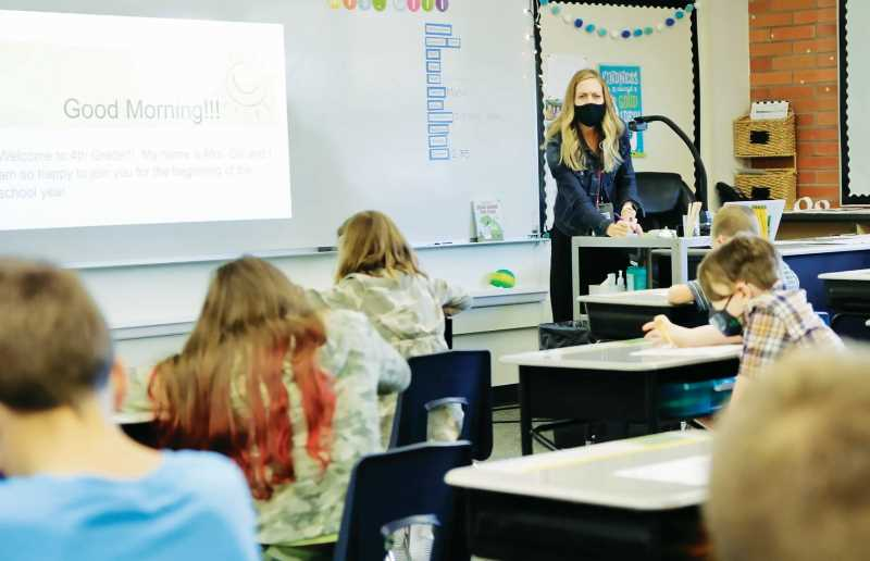 COURTESY PHOTO: NSD - Some educators said they feel the school board controversy has created one more thing for staff to worry about as they try to get kids readjusted, and that the intensely political environment may add to the anxieties some students feel about returning to school.