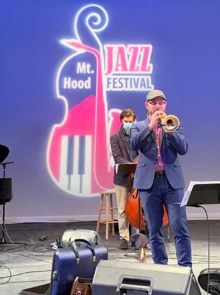 COURTESY PHOTO: CITY OF GRESHAM  - The Mt. Hood Jazz Festival was able to host their event virtually and showcased local jazz artists, world-renowned headliners and school-based jazz ensembles.