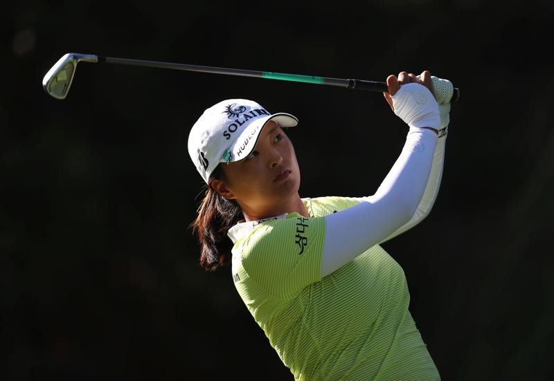 COURTESY PHOTO: LPGA - The second-ranked player in the world, Jin Young Ko, will be entered into the LPGA Cambia Portland Classic at Oregon Golf Club. The No. 1 player, Nelly Korda, has not entered the tournament.