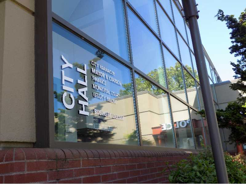 PMG FILE PHOTO - The city of Tigard has joined Portland and Multnomah County in requiring that employees get the COVID-19 vaccine.
