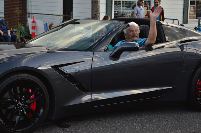 PMG FILE PHOTO - Kathy and Les Geren served as grand marshals of the Sandy Mountain Festival parade in 2019.