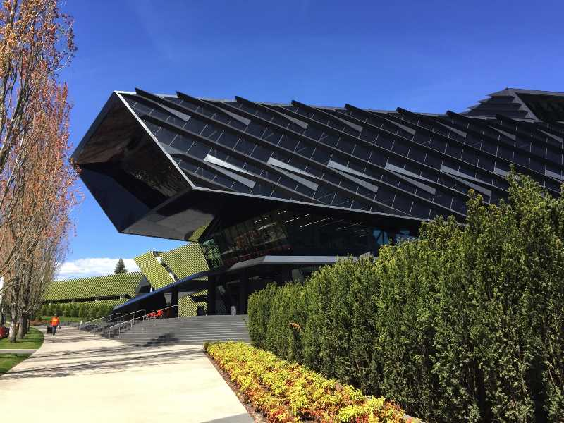 PMG PHOTO: BRIAN LIBBY - Nike campus in Beaverton