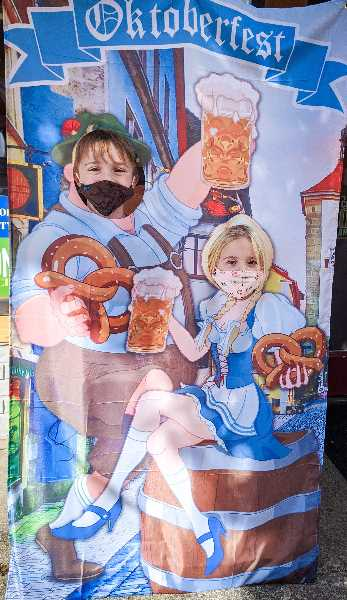 Plenty of fun and games for the whole family at the Forest Grove Oktoberfest, Saaturday, Sept. 25.