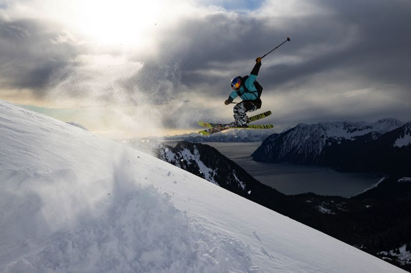 COURTESY PHOTO: TETON GRAVITY RESEARCH - A Teton Gravity Research movie should get skiers and snowboarders excited for the season, being shown Sept. 25 at Aladdin Theater.