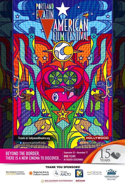 COURTESY PHOTO: PDXLAFF - The Latin American Film Festival takes place Sept. 22-Nov. 17 at Hollywood Theatre.