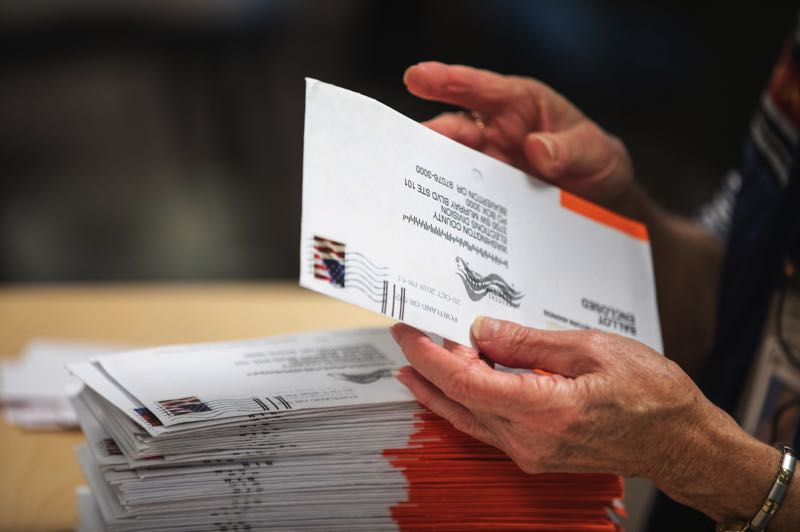 Metz, Liebman: Every voter in every state should vote by mail