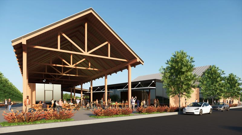 North Plains might soon have a grocery store in town