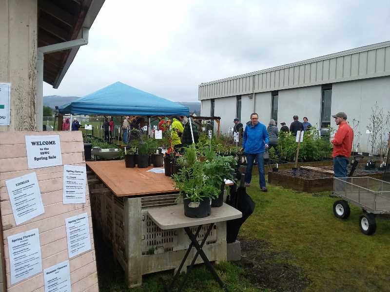 Watershed Council schedules October native plant sale
