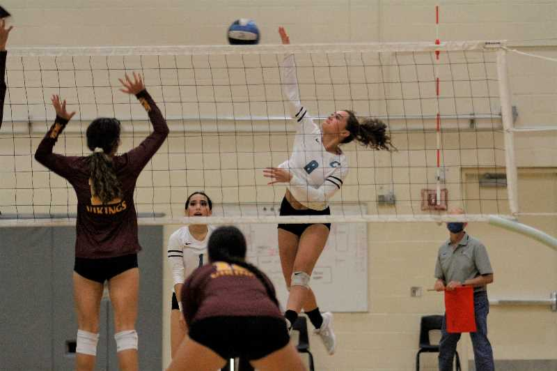 Century volleyball takes down Forest Grove 3-1
