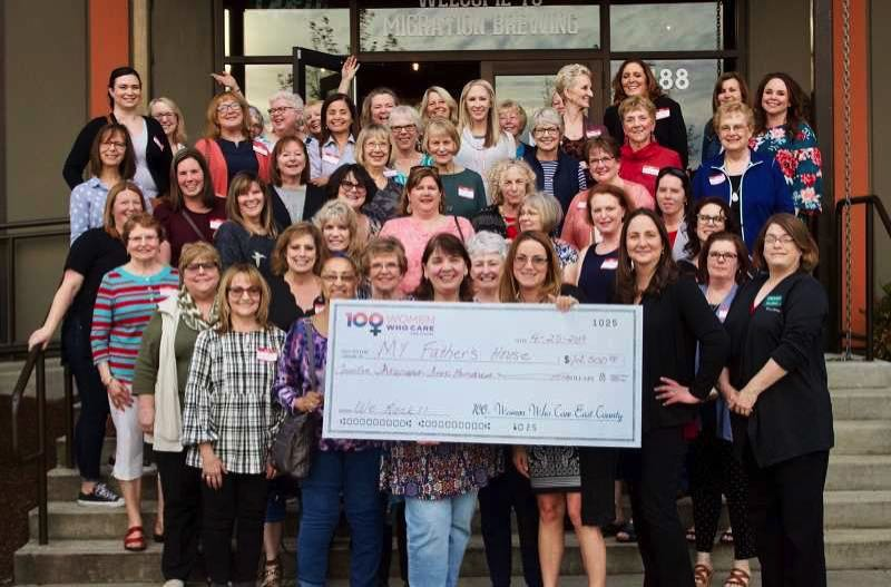 PMG PHOTO: CHRISTOPHER KEIZUR - 100+ Women Who Care East County will meet in person Oct. 7.